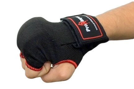 Pro Impact Boxing MMA Quick Handwraps Glove Wraps LARGE 1 Pair (Womens Boxing Handschuhe Und Wraps)