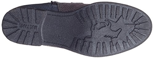 Mustang Damen 1229-505-820 Stiefel Blau (Navy)