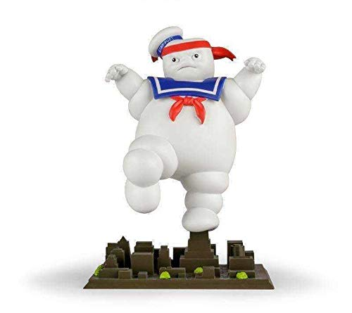 Unbekannt Ghostbusters Vinyl Figure Stay Puft Marshmallow Man/Karate Puft LC Exclusive (Puft Ghostbusters)