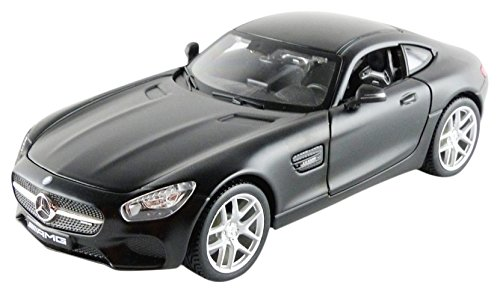 Maisto-31134bk-Mercedes-Benz AMG GT-2015-Escala 1/24