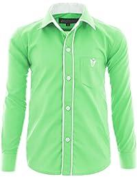 GILLSONZ - Camisa - Clásico - para niño
