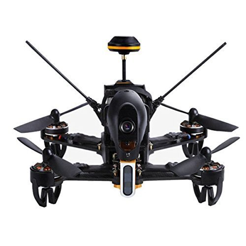 Preisvergleich Produktbild Walkera F210 Professional Racer Quadcopter Drone w/ Devo 7 Transmitter 700TVL Night Vision Camera OSD Ready to Fly Set Mode 2 by Walkera