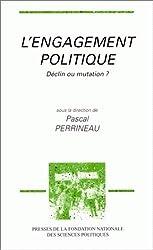 L'engagement politique : déclin ou mutation ?