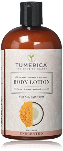 Tumerica Hand And Body Lotion - Moisturizing - Unscented - 15 Oz -