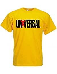 Universal Nutrition - T-shirt Universal Nutrition - M-Medium, Jaune