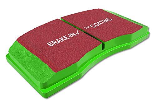 EBC Brakes dp61407Greenstuff Pastiglie Freno