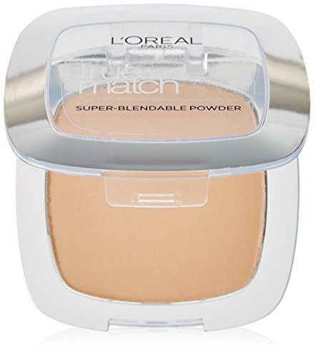 L'Oréal Paris Make Up Designer - Accord Parfait Poudre Fondante et Matifiante 3.D Beige Doré