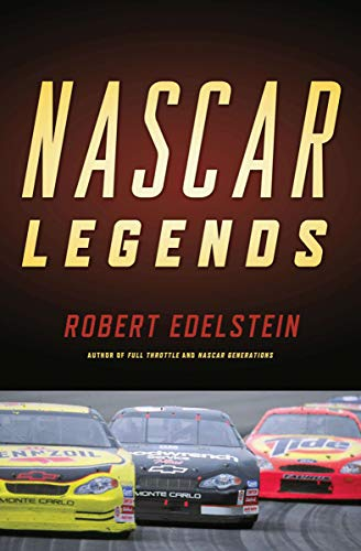 NASCAR Legends (English Edition)