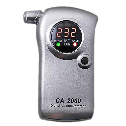 ASUD Alkoholtester Mobiles Digitales Atem-Alkoholmessgerät + Bluetooth-Drucker Erfassungsbereich 0,00~4,00 Mg/Ml Für Den Persönlichen Und Professionellen Gebrauch