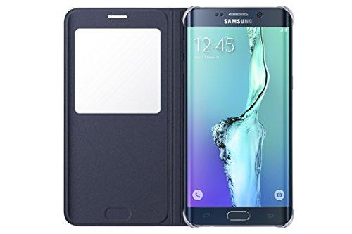 b0f15b37e9c Samsung BT-EFCG928PBEGWW - Funda para Samsung Galaxy S6 Edge +, color negro