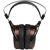 HiFiMAN HE-560 Black,Wood Circumaural Head-band headphone - Headphones (Circumaural, Head-band, Wired, 15-50000 Hz, 1.5 m, Black, Wood)
