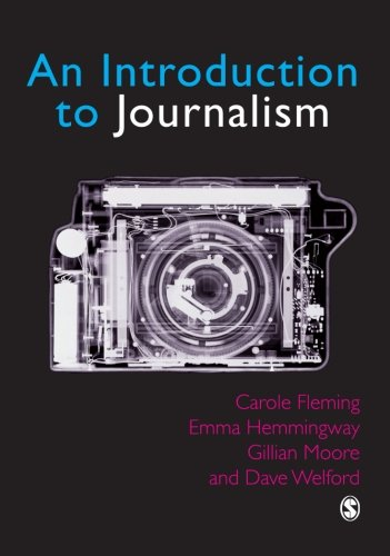 An Introduction to Journalism