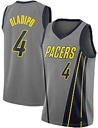 CRBsports Victor Oladipo, Jersey De Baloncesto, Pacers, Edición De Ciudad, Tela Bordada