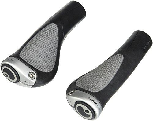 Ergon GP1-S Fahrradgriff, Schwarz S