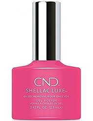 CND SHELLAC LUXE Nail Polish, Pink Bikini preiswert