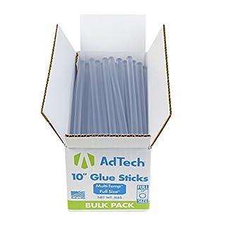 AD TECH adtech 229–110–25Bulk Hohe Temperatur Klebestifte, 25Lb/25,4cm, Papier, Mehrfarbig, 0.1 x 0.1 x 0.1 cm