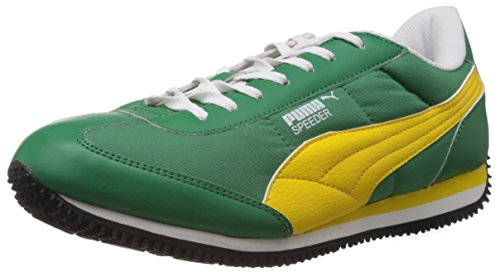 Puma Men's Speeder Tetron II Green Multisport Training Shoes - 7 UK/India (40.5 EU)  available at amazon for Rs.1739