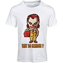 N4443F Camiseta mujer Why So Serious?