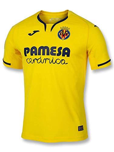 Joma - Villarreal 1ª Camiseta 19/20 Hombre Color: