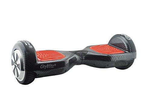 City Flash bboard Incluso Varilla ilisierendes Vehículo, unisex, BBOARD, aspecto carbono, 0