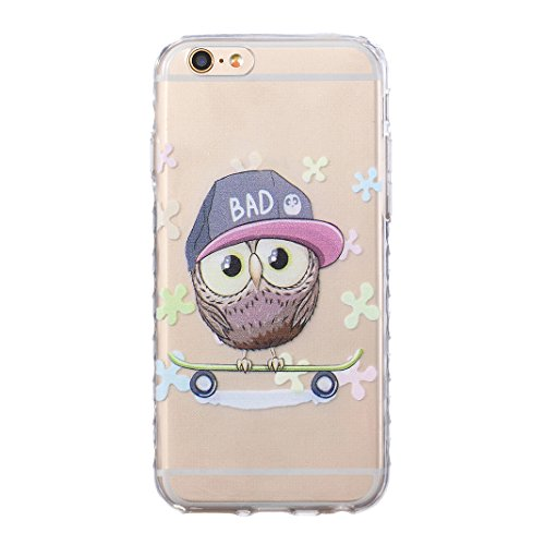 iPhone 6 6S Cover in Silicone, Asnlove