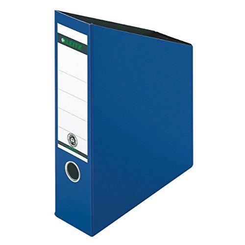 Preisvergleich Produktbild Leitz 24230035 Stehsammler, A4, Hartpappe, blau