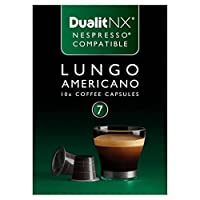 Dualit Lungo Nespresso Compatible NX Coffee Capsules 10 per pack