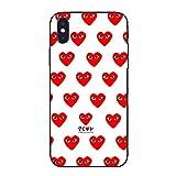 Casefashion Hot CDG Love Heart Play iPhone 6plus/6splus| iPhone X Phone case Men Women Girls Boys Couple