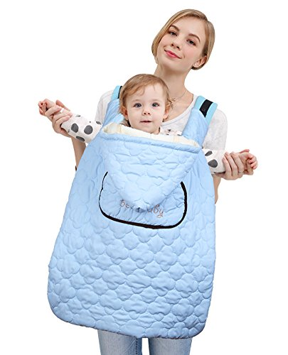 aibag universale in pile con cappuccio Baby Carrier Cover