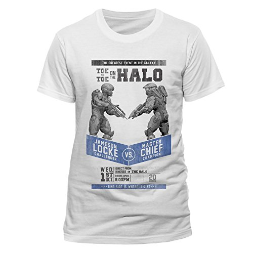 halo-t-shirt-fight-poster-con-jameson-locke-vs-master-chief-cotone-bianco-xxl