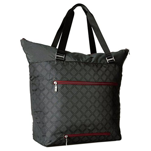 Baggallini - Sacchetto donna Charcoal Link