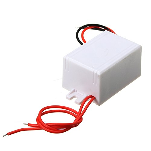 LaDicha 3 Stücke Ac-Dc Isolierte Ac 110 V / 220 V Zu Dc 5 V 600 Ma Konstantspannungsschalter Netzteil Konverter Modul Mit Shell