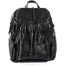 29a67a3e06 LA CARRIE BAG ZAINO UNFORGETTABLE 191-Z-220 NERO BLACK