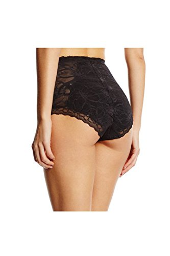 Triumph Damen Slip Magic Boost Highw Panty Schwarz