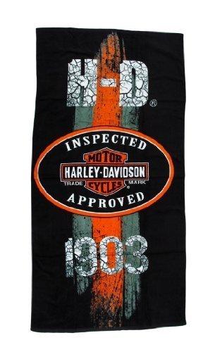 Harley Strandtücher Bestenliste