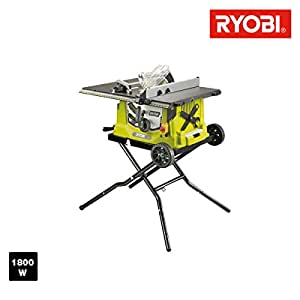 Ryobi 5133002025 Scie de table avec support de table 1800 W