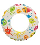 #4: SWASH Swim Ring - Fish pattern (Multicolour)
