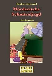 Mörderische Schnitzeljagd  - Kriminalroman aus England (HML-MEDIA-EDITION - die Krimiwelt 3) (German Edition)