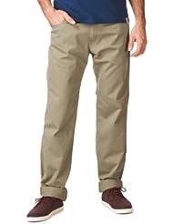 Carhartt Homme Skill Pant Cortez Jeans, Marron