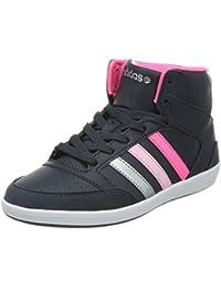 Adidas Neo Vlneo Aros Medio Mujer Nny/sopink/msilve
