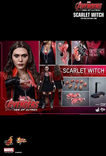 Hot Toys MMS301 - Marvel Comics - Avengers Age of The Ultron - Scarlet Witch - Officiel