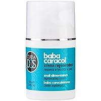 Cuidados Crema con Baba de Caracol regeneradora. Crema facial hidratante con colágeno ...