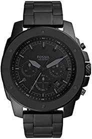 FOSSIL MENS MEGA MACHINE STAINLESS STEEL WATCH - FS5717