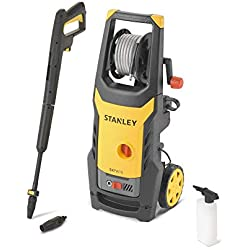 Stanley SXPW16E Nettoyeur Haute Pression (1600 W, 125 Bar, 420 L/H)