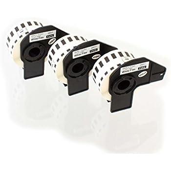 200 DRUCKER ETIKETTEN 102x152mm WASSERFEST für BROTHER P-touch QL-1060N