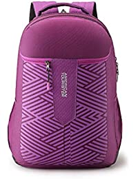 American Tourister Crone 29 Ltrs Violet Casual Backpack (FG8 (0) 91 102)
