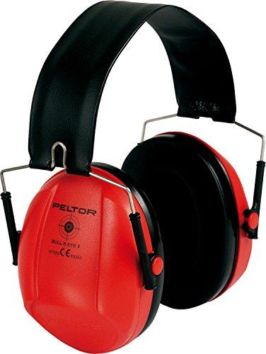 Casque antibruit 3M™ PELTOR™ Bull's Eye™ II, référence H520F-440-RD