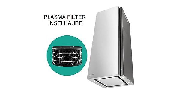Plasma dunstabzugshaube plasmahaube insel rund mit funktion h