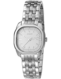 Joop! Damen-Armbanduhr Simply Silver Analog Quarz Edelstahl JP101832003