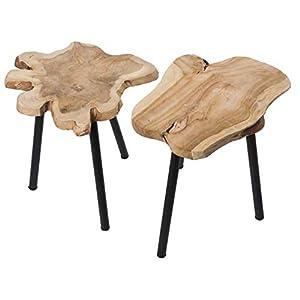 Beistelltisch Rund Holz Deine Wohnideen De